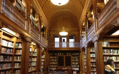 Ames Free Library, Easton, Massachusetts